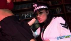 Police Thumb