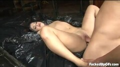 Frisky Mature Amateur Tom Beating Off Thumb