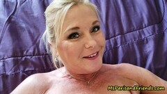Naughty Athena Faris Second Casting and Second Creampie Thumb
