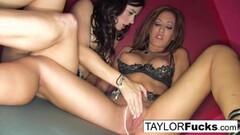 Horny Naughty asian lesbian licking and grinding Thumb