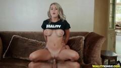 Sexy Sierra Nicole takes a cock balls deep Thumb