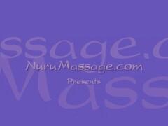Jackie Lin in a teasing Nuru massage p.2/3 Thumb