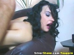 Silverstone - Tight pussy cockride Thumb