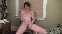Sexy Big Dick Hot Stone Massage Thumb