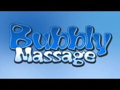 Beautiful Pornstar Bubbly Soapy Massage Thumb