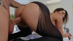 Sexy Massage Table Pussy Play With Kendall Karson Thumb