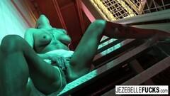 MILF Jezebelle Bond teasing the camera Thumb