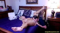 Kinky Skype Show and Behind the Scenes with Ms Paris Rose Thumb