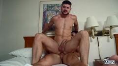 Sexy black masseuse takes on a big cock Thumb