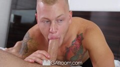 Sexy massage leads to fuck and facial Thumb