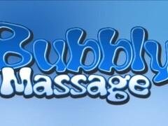 Hot Pornstar Bubbly Massage Thumb