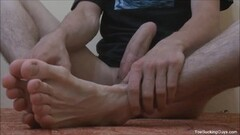 XXL double fisting and insertions for BBW gaping hole Thumb