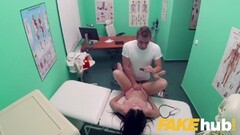 Hot Shaven Russian pussy fucked hard Thumb