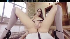 Hot VR Fuck Spex Teen Slut Carolina Abril VR Porn Thumb