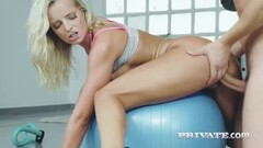Sexy Victoria Pure fucked in the gym Thumb