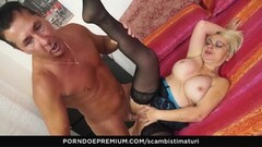 Anal sex with busty blonde minx Thumb