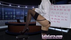 Muff messing mature Miss Nina Swiss Thumb