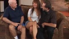 Latina Housewife Riding Strangers Dick Thumb