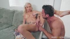 Wild latina rides this hard cock Thumb
