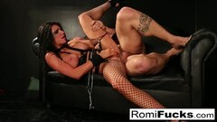Babe Chloe Amour devours this hard cock Thumb