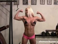 Ashlee Chambers - SheMuscle Thumb