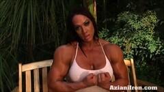 brunette double penetration Thumb