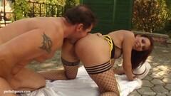 mature Thumb
