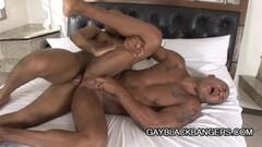Gorgeous blonde teen Kaylee Evans handles a huge cock Thumb