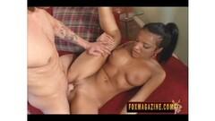 Sandra London Striptease Thumb