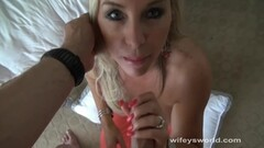 Teen Babysitter Paulina Takes A Huge Cock Thumb