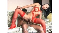 Dana Vespoli and Sovereign Syre lesbian anal kink Thumb