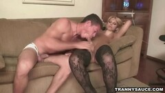 Threesome Sex With Sexy Slut Thumb