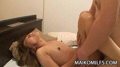 Horny Whore On Top Of Sybian Thumb