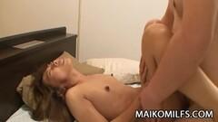 Horny Whore On Top Of Sybian Thumb