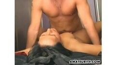Russiand Ass drilling and swallowing  2of2 Thumb