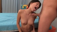 Naked redhead has fun in public streets Thumb