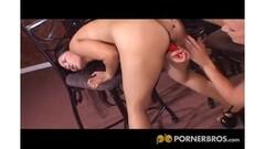 Hot Asian MILF Gets Big Black Dick Thumb
