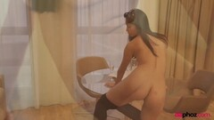 TRADING SPOUSES – AMATEUR SWINGER FOURSOME ORGY Thumb