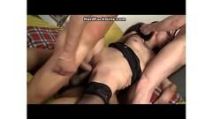 Amateur Makes Her Huge Natural Tits Shake Thumb