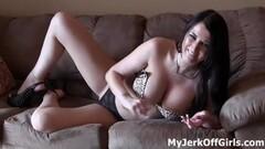 Cute College Teen Webcam Masturbation - Babecamz Thumb