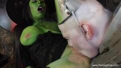 Hard Fuck The Green Witch Fantasy Parody Thumb