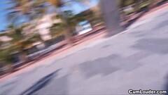 Kinky Dude Got a Big Boob Massage Thumb