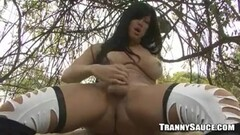 Busty MILF Brooke Banner Gets Facial From BBC Lex Steele Thumb