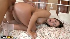 Sparky Sin Claire got doublefucked during a threeway Thumb