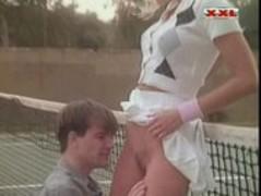 Katja Kean playing tennis and more Thumb