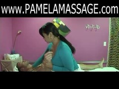 Sensual soft Touch Massage Thumb
