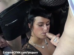 Pretty Girls fuck male strippers Thumb