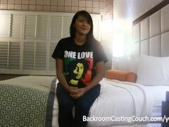 BBW Amateur MILF sucks a big cock Thumb