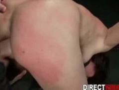 Naughty Teen In Extreme anal Attack Gangbang Thumb