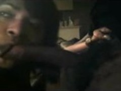 Black Woman Giving Amazing Blowjobs Thumb